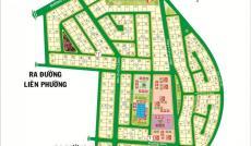 Bán đất biệt thự dự án Phú Nhuận Quận 9, lô góc 2 mặt tiền