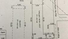 Bán gấp lô đất Anh Tuấn, Huỳnh Tấn Phát, TT Nhà Bè, giá tốt 27 tr/m2. DT 5x16m, đường 8m SHR