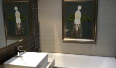 Cho thuê căn hộ Sunrise City, 99m2, 2 phòng ngủ, lầu cao nhà đẹp giá 22 triệu/tháng. LH: 0915568538