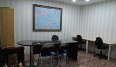 Văn phòng Phú Mỹ Hưng đẹp hình thật