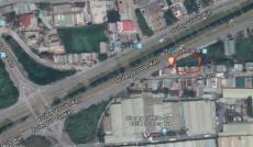 Đất mặt tiền Võ Văn Kiệt, An Lạc, Bình Tân chỉ còn 56 tr/m2
