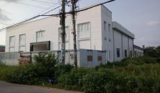Bán xưởng Mặt Tiền Kênh A, Lê Minh Xuân, Bình Chánh, DT: 483m2 , Gía: 4500tr