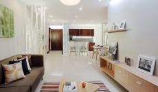Cần cho thuê căn hộ Giai Việt Quận 8, DT : 78m2, 2PN,NTCB