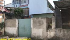 Cần bán căn nhà cấp 4 nát DTKV 122m2 giá 6,3 tỷ MT đường 38 phường Bình Trưng Tây quận 2