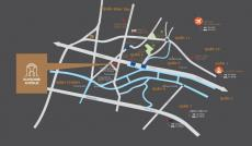 Dự án Sunshine Avenue dự án nằm ngay vị trí vàng Q8 giao giữa đường Võ Văn Kiệt và An Dương Vương
