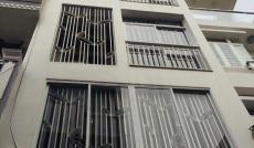Bán nhà mới 3 lầu HXH 6m, đường Nguyễn Đình Chính, phường 15, Phú Nhuận 56m2