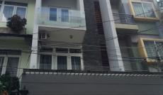 Nhà hẻm vip xe hơi 6m Huỳnh Văn Bánh, DT: 4.5x14m, CN: 63m2, 3 lầu đúc, 8.2 tỷ TL, 0911 364 664