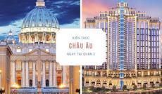 Mở bán đợt 1 dự án Rome Diamond Lotus, Q2, chuẩn căn hộ xanh giá cực hấp dẫn