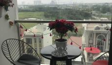 Nhà đẹp đón Tết, cho thuê căn góc Angia Skyline, 3PN view sông, full nội thất cao cấp giá hạt dẻ