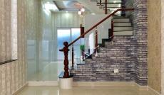 Cần bán nhà mặt tiền hẻm 83 Đào Tông Nguyên, Nhà Bè, DT 4x14m, 3 lầu. Giá 3,5 tỷ