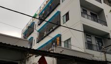 Cần bán nhà Huỳnh Tấn Phát, Bình Thuận, Quận 7, DT 5x25m, 1 trệt 3 lầu, ST, 15 phòng trọ