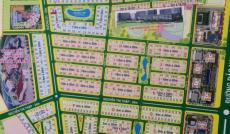 Bán lô đất mặt tiền đường D1 khu Him Lam Kênh Tẻ Quận 7. LH: 0903.358.996