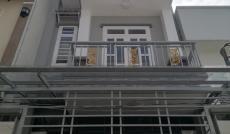 Bán nhà mới xây hẻm 115 Phạm Hữu Lầu, Quận 7, DT 4x13m, 2 lầu. Giá 3,85 tỷ