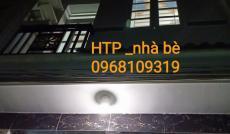 Nhà 2 lầu vị trí mặt tiền xe hơi trước nhà ở đầu HẺM 96  / HTP/NHÀ BÈ 0968109319