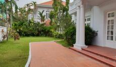 Villa sân vườn Quận 2 cho thuê làm kinh doanh, diện tích 487m2, giá 52.5 triệu/tháng