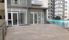 Căn hộ dịch vụ cạnh hồ bơi chung cư Phú Mỹ block 2B căn số 4