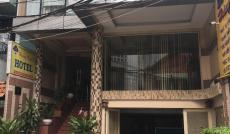 Bán khách sạn khu phố tây Đề Thám, Q1. Vị trí siêu đẹp không còn căn so sánh, DT 3.8x15m