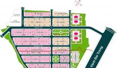 Bán đất nền dự án Hưng Phú 1 quận 9, dt 7,4x17,5m, giá 37tr/m2