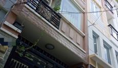 Bán nhà mặt tiền rẻ nhất khu đường Hoa Sữa, Phú Nhuận, DT 3.5x12m, 1 trệt, 3 lầu, ST, giá 13.9 tỷ