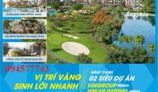 Hot, chỉ với 8.2 tr/m2 đất nền sổ đỏ Tây Bắc Sài Gòn, gần ngay TT Hóc Môn