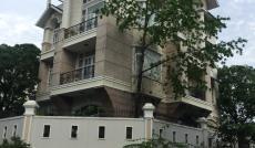 Cần bán căn villa, khu Fidico, Thảo Điền, diện tích 312m2, giá bán 56 tỷ