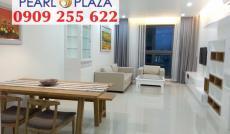 Chỉ với 17,48 triệu/tháng, thuê ngay căn hộ tại trung tâm Bình Thạnh Pearl Plaza. 0909 255 622