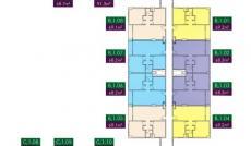 Cần bán gấp 2PN, PARCSpring, tầng cao, view thành phố, giá 1.9 tỷ, có nội thất. LH 0938658818