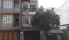 Nhà 4m x 20m, 4PN, hẻm Phan Văn Hớn, giá 12 tr/th