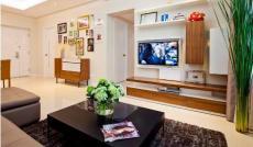 Cho thuê căn hộ chung Petroland Tower, quận 7, 3 phòng ngủ nội thất châu Âu, giá 28 triệu/tháng