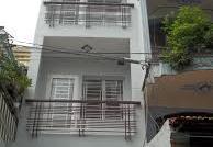 Nhà tốt thị trường quận Phú Nhuận, Hoàng Sa. 4.16x20.16m