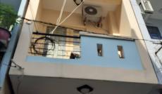 Cho thuê nhà Quận 4, mặt tiền đường, gần đường Tân Vĩnh, nhà 5 lầu giá 15tr/th
