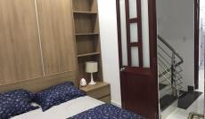 Nhà phố 886 tr/căn nhà 1 trệt 2 lầu, DTSD: 75m2, P. Thạnh Lộc, quận 12, khu vực ngã tư Ga