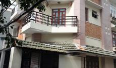 Nhà 5,2m x 16m, 1 trệt, 2 lầu, 3 PN, hẻm Phạm Văn Bạch. Giá 12 tr/th