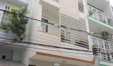 Bán nhà khu vườn Hoa Đào, P2, Phú Nhuận, DT: 7.8x12m, nở hậu 8.7m, CN 96m2, giá 17 tỷ TL