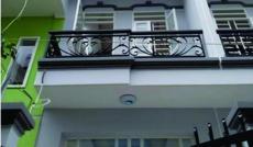 Cho thuê nhà mới đẹp, hẻm xe hơi 2266 Huỳnh Tấn Phát, 4 PN, DT 3.5x12m, giá 7.5 tr/th