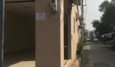 Cho thuê MT đường Bình Long, Tân Phú, DT 5,2x20m, có hẻm hông 6m, giá 17 triệu/tháng