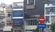 Nhà Mặt tiền Phú Nhuận, đường Trường Sa, DT: 4.5m x 22m, sổ vuông.