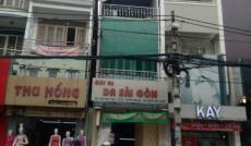 Bán nhà MT Trần Huy Liệu, P. 12, Phú Nhuận. DT: 4x16m, trệt, 3 lầu, 2 MT, giá 16 tỷ