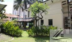 Cho thuê villa compound Thảo Điền, 4PN, phù hợp ở, làm văn phòng, giá 51 tr/th. LH: 0909246874