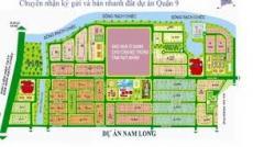 Bán gấp lô đất nền biệt thự dự án Nam Long, Phước Long B, Quận 9, giá tốt