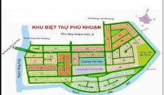 Bán đất nền A1 dự án Phú Nhuận Phước Long B, quận 9, LH 0903.838.703