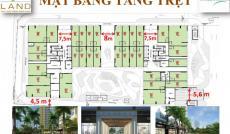 Cho thuê shophouse 29tr/th, tại khu cân cư cao cấp The Botanica, Phổ Quang, LH: 0969.7979.16