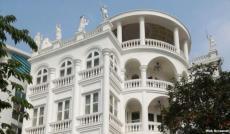 Bán biệt thự 3 tầng (48x19m) Trần Ngọc Diện (Thảo Điền) garage, hồ bơi, sân vườn. Giá 105 tỷ đồng