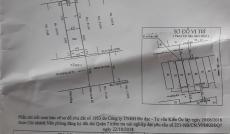 Cần Bán đất mặt tiền đường số 5 Lý Phục Man, Quận 7, DT 4x 16.2m , Giá 6.4 tỷ