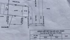 Cần tiền bán gấp Đất lô góc 2 mặt tiền khu sân bóng Hoàng Quốc Việt, Quận 7 - 20 tỷ