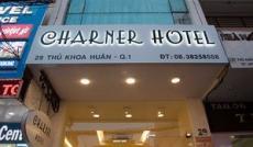 Khách sạn 3 sao, Q3, 8,5 x30m 2 hầm, 10 tầng, 50 phòng HĐT 20.000 USD,Giá 110 tỷ