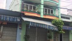 Bán nhà mặt tiền đường Lê Sao, P. Phú Thạnh, 3.95 x 18.5m, 2 tấm, 7.5 tỷ.lh 0907.575.897.C.Thủy
