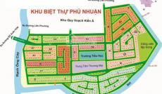 Bán nhanh đất dự án Phú Nhuận và các dự án lân cận