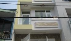 Cho thuê nhà nguyên căn 393 Nguyễn Công Trứ, P. Nguyễn Thái Bình, Quận 1, 4.5x20m 6 Tầng. 115tr/th.0918577188