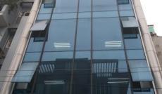 Bán gấp nhà 7 lầu MT đường CMT8. DT 7 x 22m, Q. 3, HĐ thuê 120 triệu, giá chỉ 40 tỷ